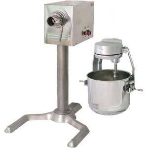 Машина универсальная кухонная напольная: насадка (миксер планетарный ВМ), привод ПМ, подставка П-01, нерж.сталь