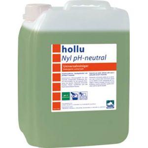 Средство моющее для ручного мытья посуды и любых рабочих поверхностей Nyl pH-neutra HOLLU 12 кг. (Срок годности ограничен)