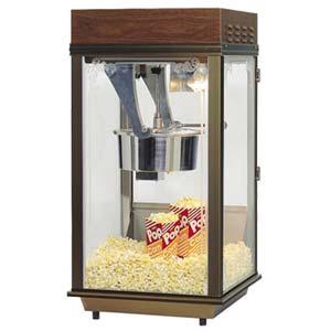 Попкорн аппарат, 12oz, Mega Pop (б/у (бывший в употреблении))