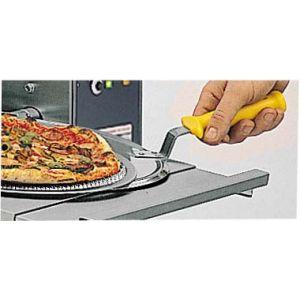 Лопатка круглая для печи для пиццы подовой, D300мм, сталь, ручка