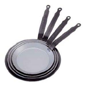 Сковорода D 20см h 1,3см для блинов CARBONE PLUS