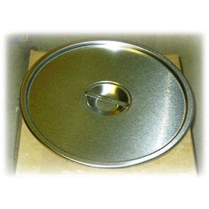 Крышка D 43см к кастрюлям #57083, нерж.сталь