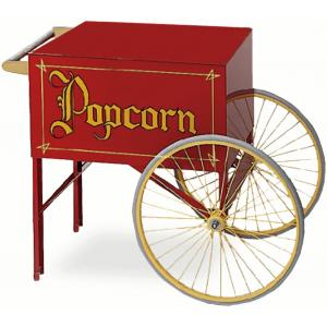 2015 - тележка для попкорн аппарата