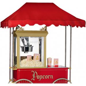 2144 - навес к тележке для попкорн аппарата