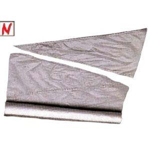 Мешок кондитерский L 30см одноразовый в рулоне (100шт), полиэтилен
