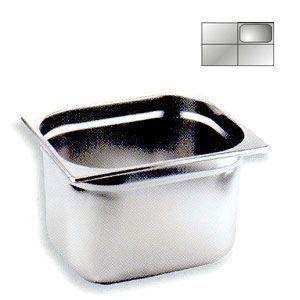 Гастроемкость GN1/4х65, нерж.сталь