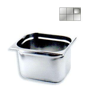Гастроемкость GN1/6х100, нерж.сталь