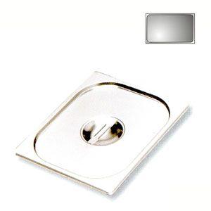 Крышка для гастроемкости GN1/1, нерж.сталь