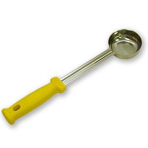Половник соусный 0,09л D 7см L 32см с пластиковой ручкой, нерж.сталь