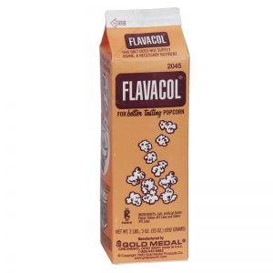 Солёная пищ. смесь для попкорна «Flavacol», 0.992кг.