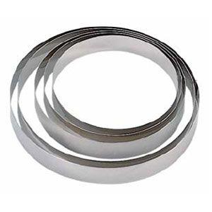 Кольцо (форма) КРУГ D 7см h 4,5см, нерж.сталь