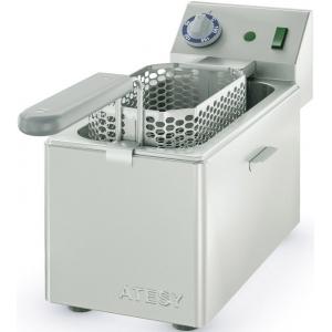 Фритюрница электрическая, 1 ванна GN1/3-200, настольная, 1 корзина