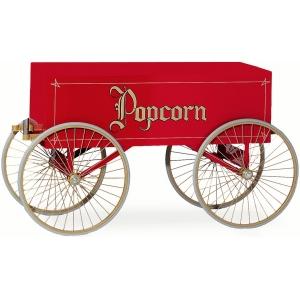 2129 - тележка для попкорн аппарата