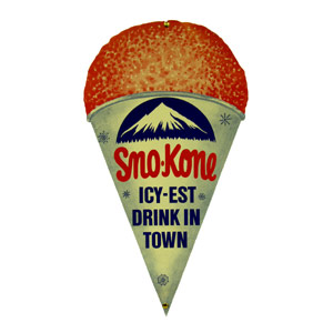 1999 - плакат «SNOKONE CUP SHAPEU» GOLD MEDAL PRODUCTS 1999