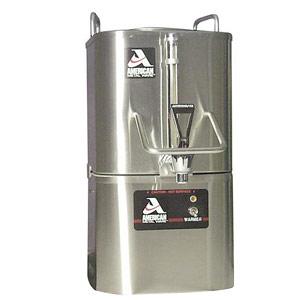 Термос-контейнер для кофе, 5.7л, кран, подогреватель