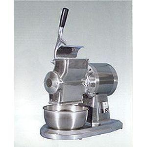 Сыротерка электрическая, настольная,  40кг/ч, корпус полир.алюминий, 220V