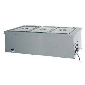 Мармит электрический, 1 ванна 3GN1/1, настольный, нерж.сталь, нагрев «парового» типа
