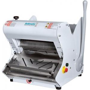 Хлеборезка, полуавтомат, загрузка хлеба 400мм, настольная, зазор 9мм