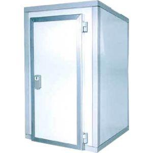 Камера холодильная Шип-Паз,  15.40м3, h2.20м, 1 дверь расп.правая, ППУ80мм