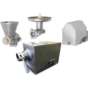 Машина универсальная кухонная настольная: насадки (мясорубка ММ+рыхлитель МР+измельчитель МИ), привод ПМ, нерж.сталь