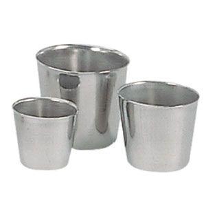 Форма для крем - карамели D 6,5см h 6см 0,18л, нерж.сталь
