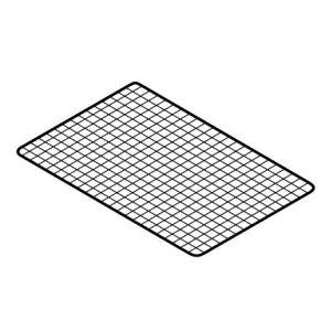 Решетка для овощей для пароконвектомата, 530х325мм, алюминий