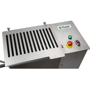 Фаршемешалка электрическая напольная, разовая загрузка 35/75кг, 1 лопасть, колеса, 380V, CE