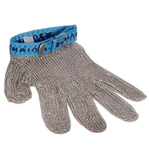 Перчатка защитная, нерж.сталь, размер L