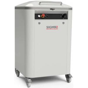 Тестоделитель автоматический напольный, загрузка  4.8кг, 37 порций (40-150г), белый, колеса