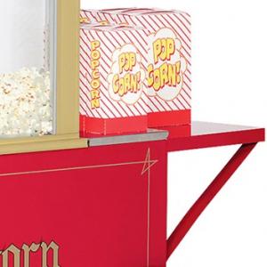2222 - полка для тележки к попкорн аппарату