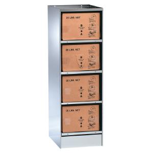 2262EX - стеллаж-подогреватель для кокосового масла в коробке