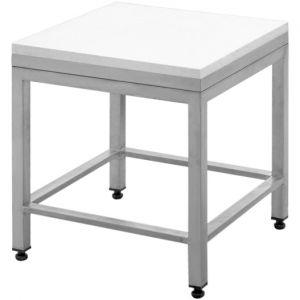 РК066 - стол разрубочный (колода) 600х600х700
