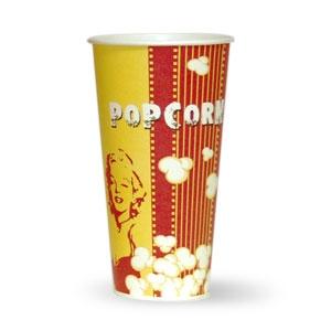 V 24 «Монро», стакан бумажный для попкорна