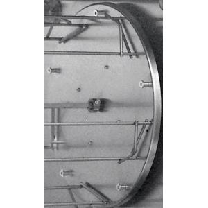 Диски барабана сменные для гриля для кур карусельного МК-21М, для перехода на 6-шампурную загрузку, левый и правый