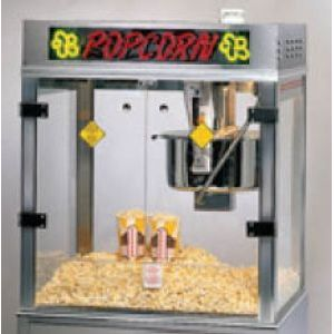 Попкорн аппарат, 32oz, Neon Pop-O-Gold