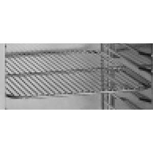 Полка-решетка хромированная для теплового шкафа