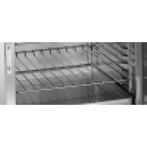 Полка-решетка хромированная, бортик, для печей, тепл.шкафов