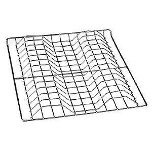 Полка-решетка стальная д/ребрышек для печей, теп.шкафов, коптилен