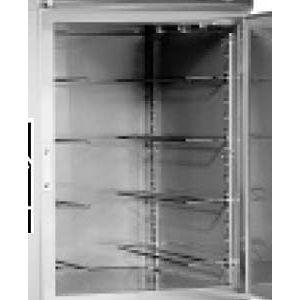 Направляющая универс.хром. для тепловых шкафов без бок.рамок