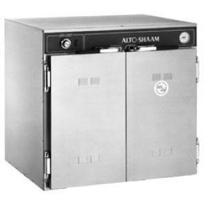 Шкаф тепловой,  6х(457х660), 2 двери глухие, +16/+93С, нерж.сталь, колеса, электромех упр.