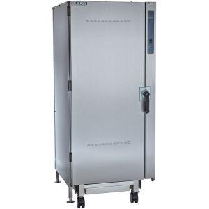 Шкаф тепловой, 20GN2/1, под тележку, 1 дверь левая, нерж.сталь, ножки,