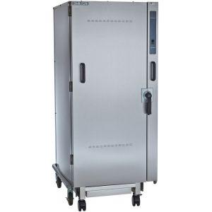 Шкаф тепловой, 20GN2/1, под тележку, 1 дверь левая, нерж.сталь, колеса