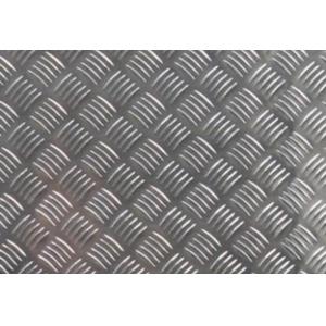 Лист для усиления пола, алюминиевый, насечка, толщина 1.5мм, 1м2