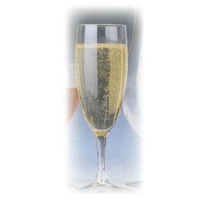 Бокал для шампанского (флюте) 130мл ELEGANCE