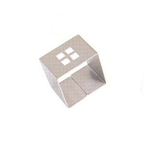 Кольцо для салфеток (4шт), нерж. сталь