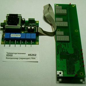 Контроллер (термодат) ПКА (ПМ и ВМ) модерниз.38ПКА2
