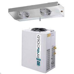 Сплит-система морозильная, д/камер до   7.20м3, -15/-25С, крепление вертикальное