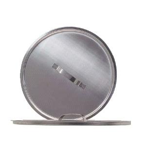Крышка для ведра D 30см (на 12л), нерж.сталь