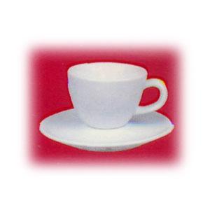 Чашка 70мл кофейная + блюдце OTHERS