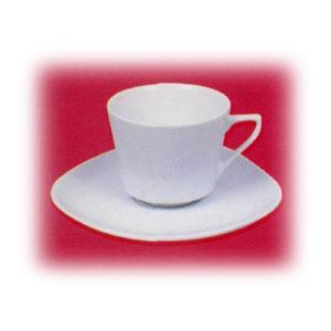 Чашка 100мл + блюдце PERA